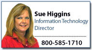 sue higgins of stay staffed healthcare staffing